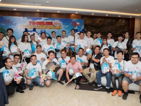 Offline công bố TS Online trở lại Việt Nam